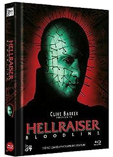 Hellraiser 4 - Bloodline - Uncut/Limited Workprint Edition/Mediabook (+ Bonus-DVD) [Blu-ray]