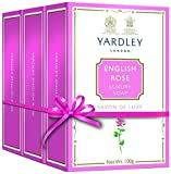 Yardley English Rose Bathing Soap, 100gm...