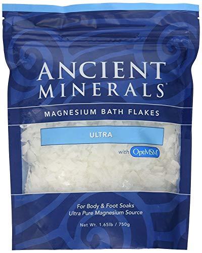 Magnesium Bad- Flocken Ultra 750G - Ancient Minerals -
