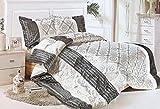 Bavary Medusa Versac Tagesdecken Set 3 TLG. Elegant und Stillvoll Neuheit und Luxus
