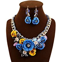 49b74abc8f42 collares de fiesta para bodas - Amazon.es