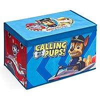 Preisvergleich für Delta TB83307PW Paw Patrol faltbare Spielzeugtruhe, Stoff, blau, 55 x 37 x 32 cm
