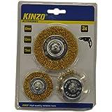 KINZO 54678 - Accesorio para tornos