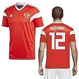 Russland Trikot WM 2018 (Russia Heimtrikot) mit GRATIS Beflockung Eigennamen oder Wunschspieler... alles ist möglich