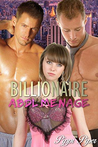 Billionaire ABDL Menage (English Edition)
