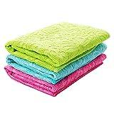 Asciugamani E Tovaglie In Fibra Assorbente Per Lavastoviglie Asciugamani Per Lavastoviglie Senza Olio In Cucina Asciugamani Per Salviette Detergenti (3 Pezzi)