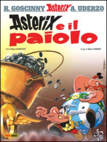 Asterix e il paiolo: 13