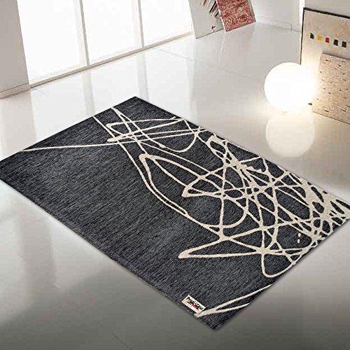 Prati di casa tappeto moderno di design melissa b, made in italy