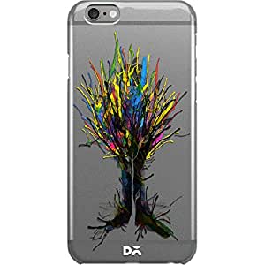 DailyObjects Creativity Clear Case For iPhone 6 Plus