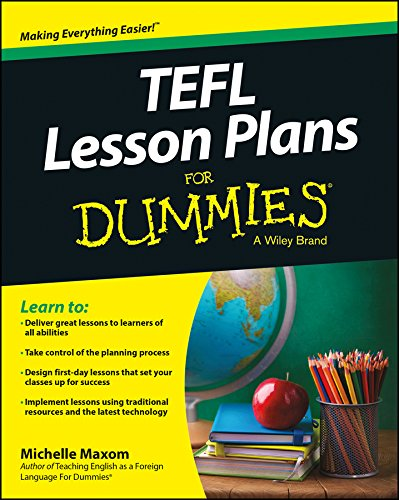 TEFL Lesson Plans For Dummies (English Edition) por Michelle M. Maxom