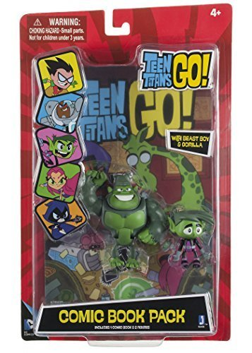 Boy Comic Book Pack by Teen Titans Go! ()