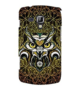 Fuson Designer Back Case Cover for Samsung Galaxy S Duos 2 S7582 :: Samsung Galaxy Trend Plus S7580 ( Owl Images )