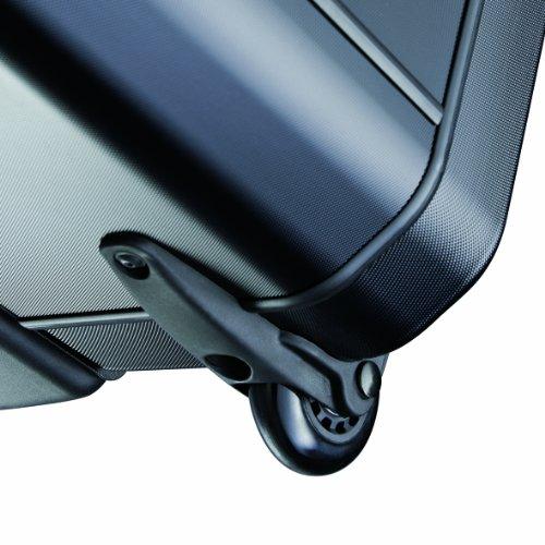 PARAT 2.012.530.981 Evolution Werkzeugkoffer mit genähten Einsteckfächern schwarz/silber (Ohne Inhalt) - 14