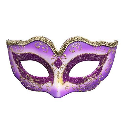 Maske Maskerade Prom Maske Europa und die Vereinigten Staaten kreative benutzerdefinierte Kinder Maskerade Party Halloween Maske Weihnachten Atmosphäre Maske - Kostüm Der Verschiedenen Staaten