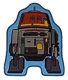 Star Wars Rebels Chopper Shaped Rug