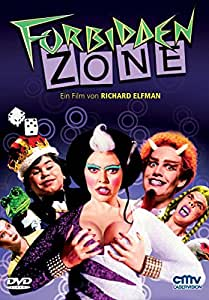 Forbidden Zone - Total Sperrbezirk
