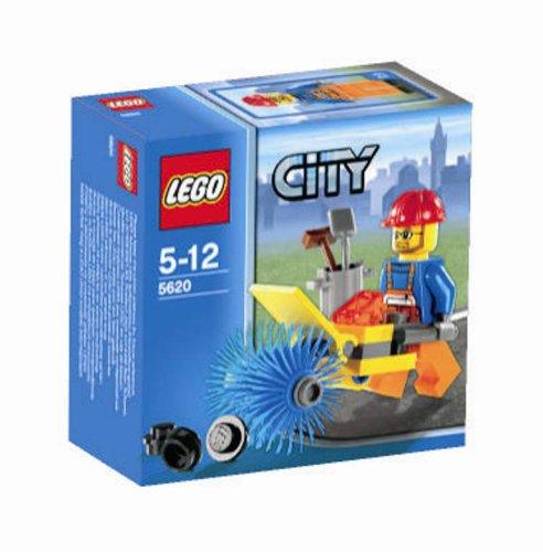LEGO City 5620 - Straßenkehrer