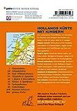 Hollands Küste mit Kindern: Über 400 Ideen für Erlebnisurlaub bei jedem Wetter (Freizeiführer mit Kindern) - Monika Diepstraten