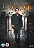 Lucifer - Seasons 1-2 (DVD) [UK Import]