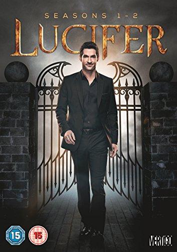 Lucifer - Seasons 1-2 (Anglais) [Import anglais]