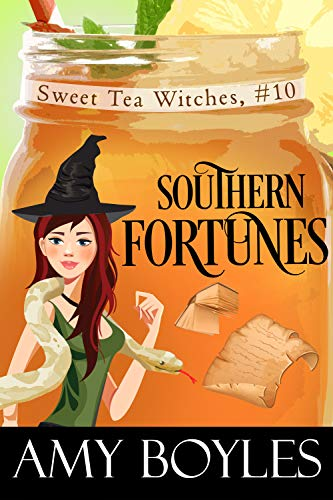 Southern Fortunes (Sweet Tea Witch Mysteries Book 10)