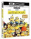 Blu-Ray - Minions (Blu-Ray 4K Ultra HD+Blu-Ray) (1 Blu-ray)