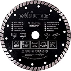Evolution LAMDRAGE1 Lame diamant 185 mm