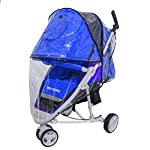 MirthMe WA10 mirthme wa10 MirthMe WA10 Baby (Sky Blue) Travel System / Baby Stroller / Baby Pram with Rain Cover 51W 2BC 2Bj Q0L