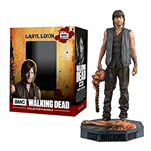 Figura de plomo y resina The Walking Dead Collector's Models Nº 20 Daryl Dixon 8
