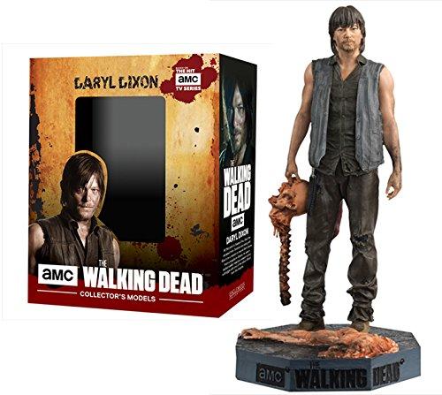 Figura de plomo y resina The Walking Dead Collector's Models Nº 20 Daryl Dixon 1
