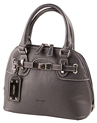 Picard St.Pauls Handtasche 25 cm Leinen