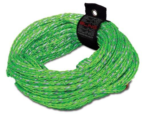 Airhead , aufblasbar Bling Tube Abschleppseil, AHTR-12BL, grün, 8.66L x 8.66W x 3.15H in.