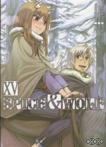 Spice & Wolf, Tome 15 :