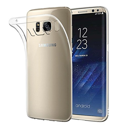 Coque Samsung Galaxy S9 Plus, Acelive Transparent TPU Silicone Housse Coque de protection pour Samsung Galaxy S9 Plus