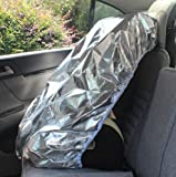 EX1 Baby Bambino Bebè Auto Seggiolino Protettore Sede Copertina Parasole Luce del Sole Calore UV Luci Riflettore Protezione Anti Polvere