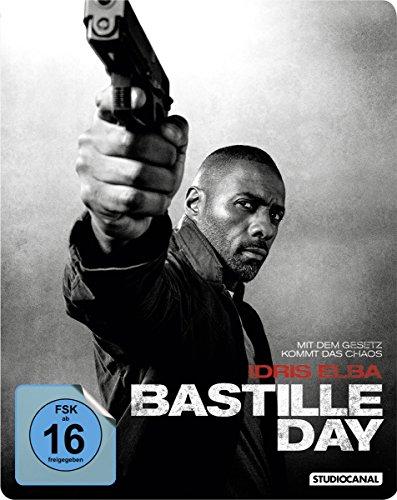 Bild von Bastille Day - Steelbook [Blu-ray]