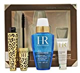 Helena Rubinstein Set Mascara Lash Queen Feline Black 7.2ml+ 3ml Prodigy Eyes Cream + 50 ml All mascaras complete eye make-up remover