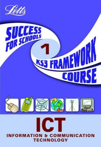 Success for Schools KS3 ICT Y7 student's boo: Student's Book Year 7 by Sean O'Byrne (2003-05-01)