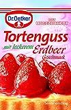 Dr. Oetker Tortenguss Erdbeer