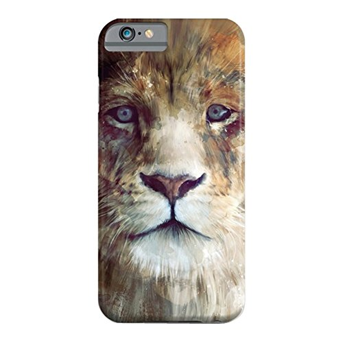 Cover iPhone 6s,TPU Gel Silicone Protettivo Skin Custodia Protettiva Shell Case Cover Per Apple iPhone 6 6S Leone