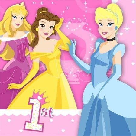 hallmark-disney-1st-birthday-princess-di-pranzo-tovaglioli