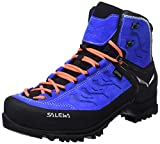 Salewa Herren Ms Rapace GTX Trekking-& Wanderstiefel, Night Black-Kamille, 7.5 UK