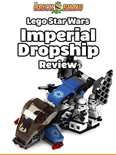 Review: Lego Star Wars Imperial Dropship Review [OV] (Imperial Brick)