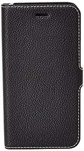 Muvit MUSLI0584 Etui Folio Slim pour iPhone 6 Noir