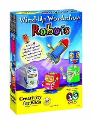 Creativity for Kids - Wind Up Workshop
