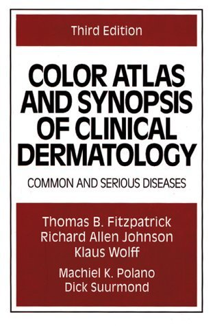 Color Atlas and Synopsis of Clinical Dermatology by Richard A. Johnson (1996-01-01)