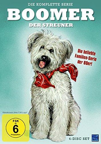 Boomer - Der Streuner - Die komplette Serie [4 DVDs]