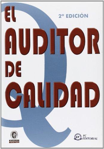 AUDITOR DE CALIDAD  descarga pdf epub mobi fb2