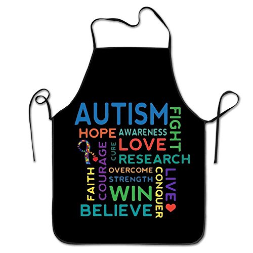 Cooking Aprons Adult Aprons Stylish Aprons for Girls Boys Aprons Bulk Aprons for Women Men ()