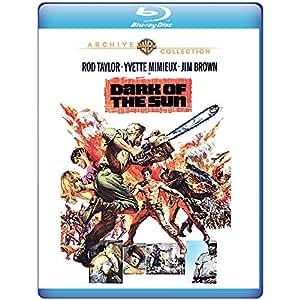 Dark of the Sun (1968) [Blu-ray]: Amazon co uk: DVD & Blu-ray